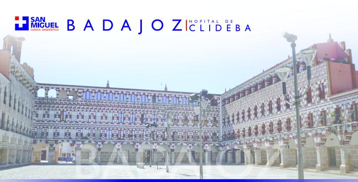Badajoz Hospital de Clideba