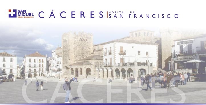 Cáceres C. San Francisco